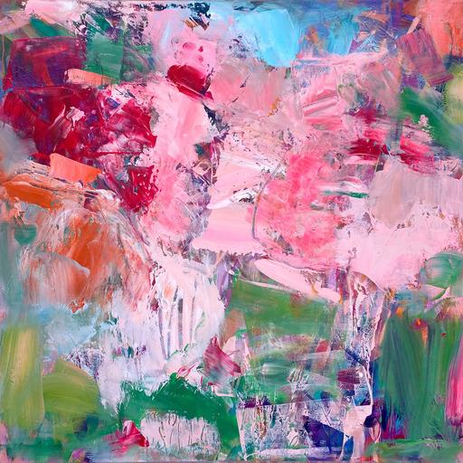 Michelle MARRA - Painting - Semi Precious