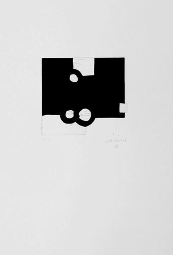 爱德华多•奇利达 - 版画 - Bikaina XIV