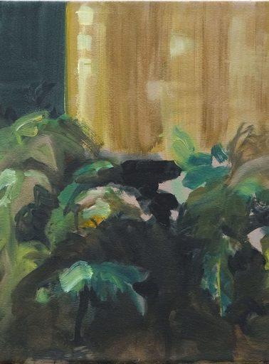 Clémence ARNOLD - Painting - « Petite jungle »