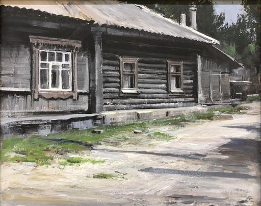 Alexey ALPATOV - Painting - Maloyaroslavets