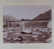 Adolphe BRAUN - Photo - Gotthardbahn