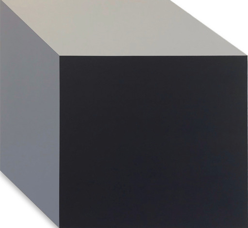 Brent HALLARD - Painting - Black only you III