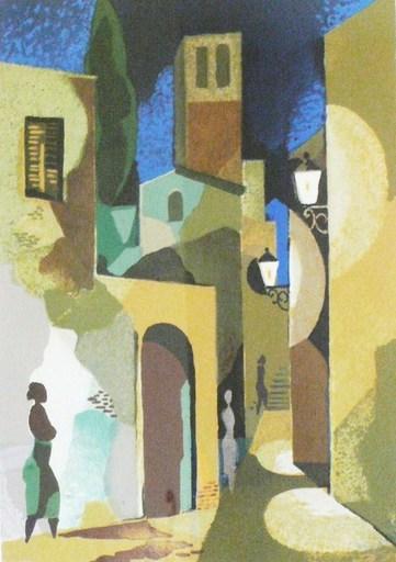 """Manolo RUIZ PIPO - Estampe-Multiple - """"Femmes"""""""