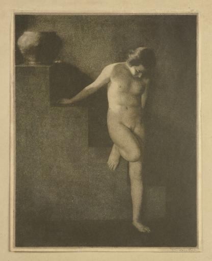 Frantisek DRTIKOL - Photography - Nude Study