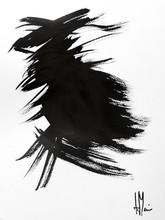 Jean-Jacques MARIE - Dessin-Aquarelle - Composition 121