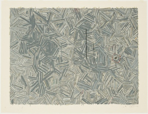 Jasper JOHNS - Print-Multiple - The Dutch Wives
