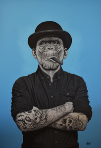 MANAT - Pintura - Liam O'Hara