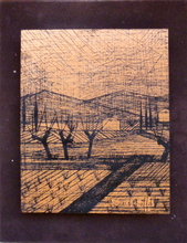 Bernard BUFFET - Sculpture-Volume - provence
