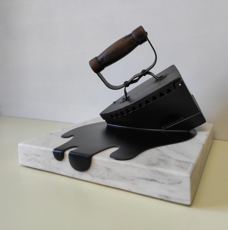 Vasily SLONOV - Sculpture-Volume - Everything Is Changing