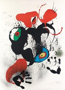 Joan MIRO - Print-Multiple - El Fogainer