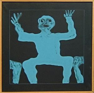 Tano FESTA - Peinture - Le voci del vento