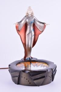 Roland PARIS - Sculpture-Volume - Lamp