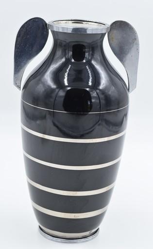 Charles CATTEAU - Vase à anses