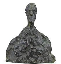 阿尔贝托•贾科梅蒂 - 雕塑 - Petit Buste (Sold)