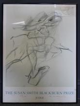 Willem DE KOONING - Estampe-Multiple - Blackburn Prize