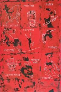 Jean-Marc HUNT - Pintura - Équilibre