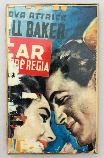 Mimmo ROTELLA - Sculpture-Volume - Baker