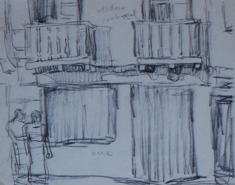 """Daniel VÁZQUEZ DÍAZ - Drawing-Watercolor - """"Figuras"""""""