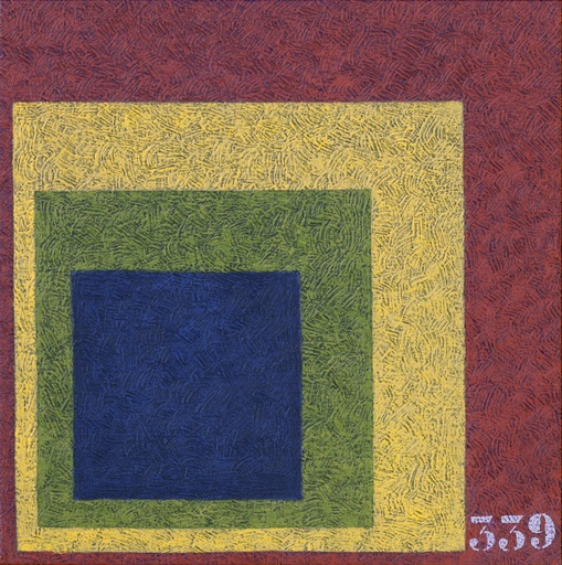 Yves CLERC - Pittura - N°339