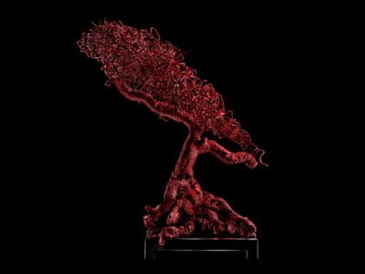 DIGEMA - Sculpture-Volume - Le Maitre  si j'étais un homme ..VENDUE