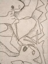 Henri LAURENS - Grabado - Sans titre / Untitled - 1945