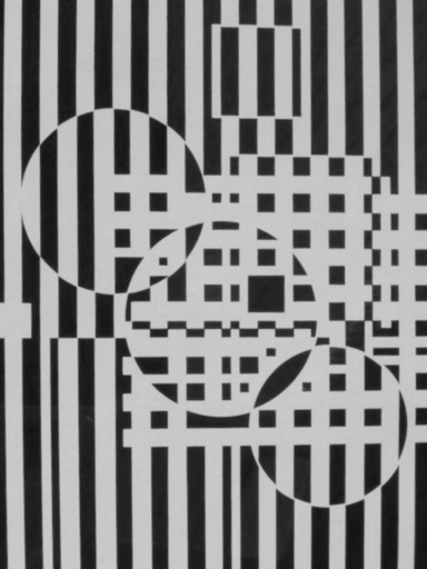 Victor VASARELY - Stampa Multiplo - Untitled