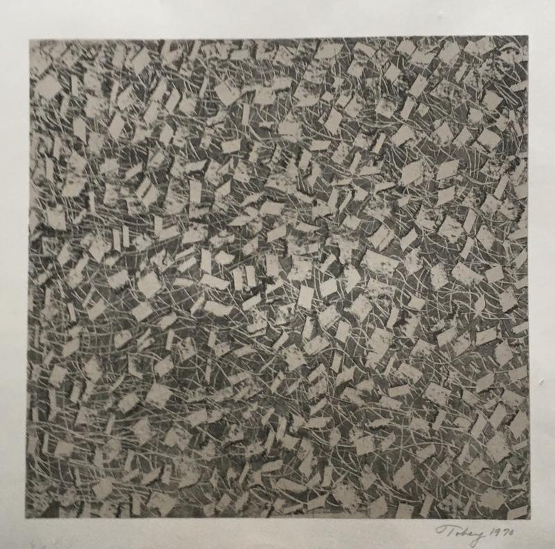 Mark TOBEY - Print-Multiple