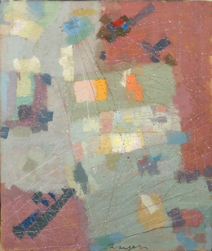 Camille BRYEN - Pintura - Sans Titre