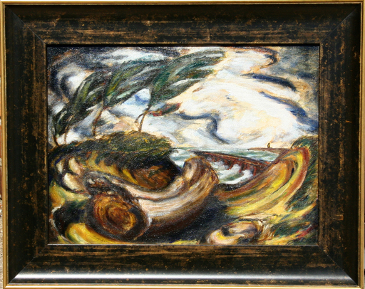 Philip PEARLSTEIN - Pittura - Landscape