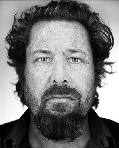 Martin SCHOELLER - Photography - Julian Schnabel