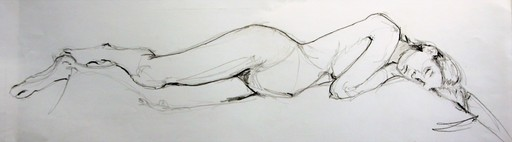R.CAVALIÉ - Dessin-Aquarelle - N.R. 129