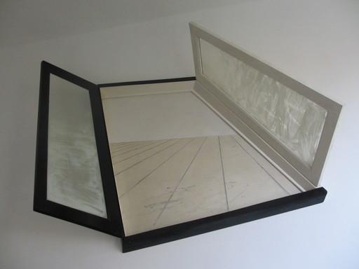 Costas TSOCLIS - 雕塑 - Fenêtre