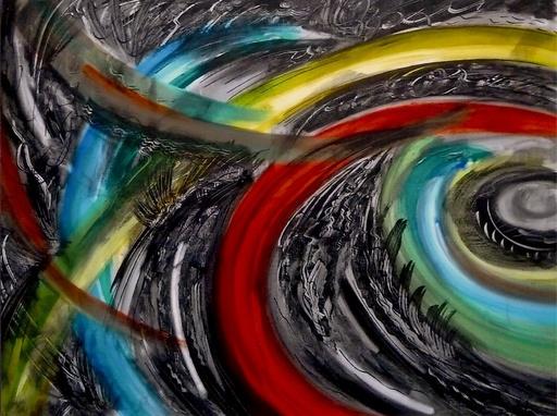 Didier ANGELS - Peinture - UFO 2013