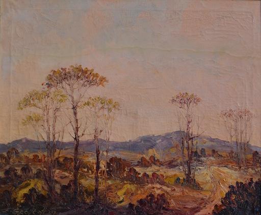 Leonid GECHTOFF - Gemälde