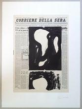 Jannis KOUNELLIS - Print-Multiple - Edizione notturna