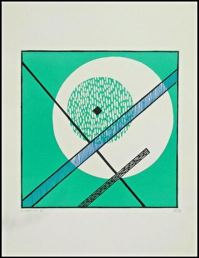 Luigi VERONESI - Estampe-Multiple - Composition