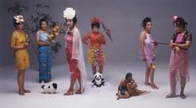 WANG Qingsong - Photo - New Women
