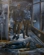 Hervé HEUZÉ - Pintura - Après la pluie