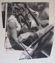 Gérard SCHLOSSER - Print-Multiple - LITHOGRAPHIE SIGNÉE CRAYON NUM/100 HANDSIGNED LITHOGRAPH