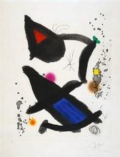 Joan MIRO (1893-1983) - Le Roi David