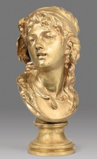 Auguste RODIN - Scultura Volume - Suzon