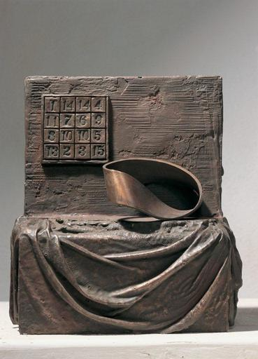 Josep María SUBIRACHS SITJAR - Escultura - Criptograma | Cryptogram