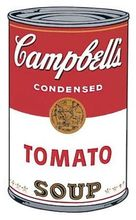 Andy WARHOL - Stampa Multiplo - Campbell's Soup I (set of 10)