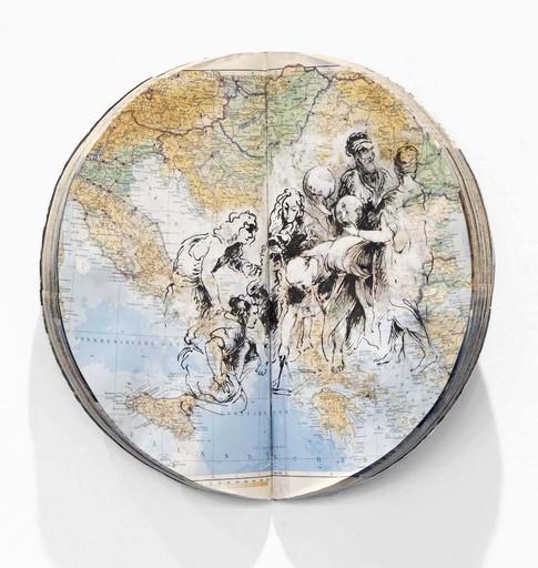 Christoph POGGELER - Sculpture-Volume - Globus