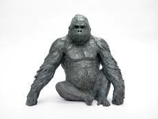 Pierre-Jean CHABERT - Escultura - Gorille des plaines