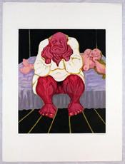 Giuseppe MIGNECO - Grabado - Untitled