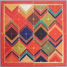 赛意德‧海德尔‧拉扎 - 版画 - symboles 1