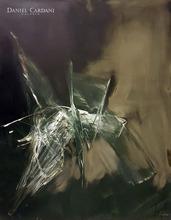 """Manuel VIOLA - Peinture - """"Lumière des épées II"""""""