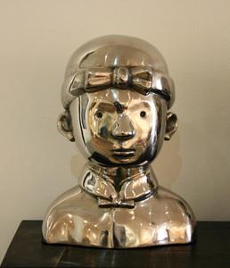 SHEN Jingdong - Skulptur Volumen - Peasant
