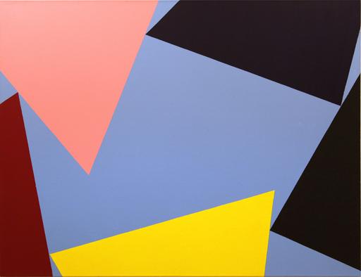 Bruno ROUSSELOT - Pittura - E n°110